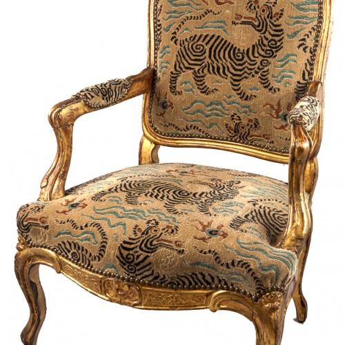 Italian Salon Chair
