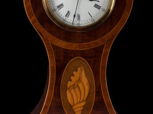 Edwardian Clock